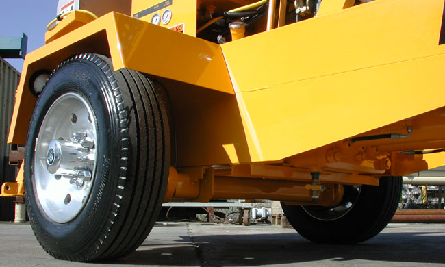 REED Concrete Pumps Feature the industry.
