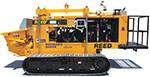 REED PT Series Concrete Pumps