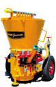 REED Guncrete Gunite Machines