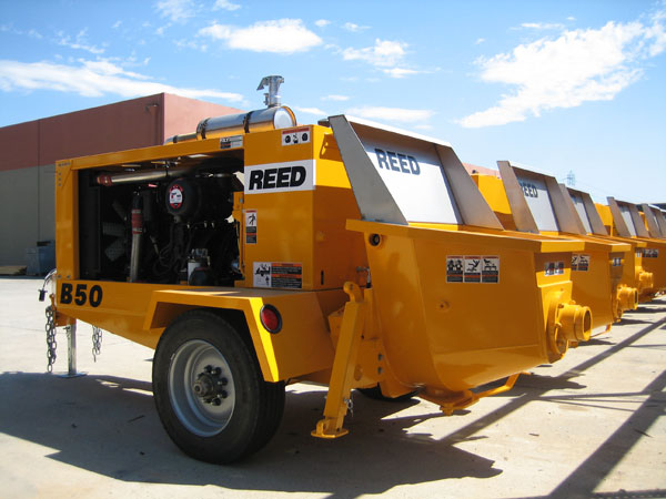 REED Pump Service